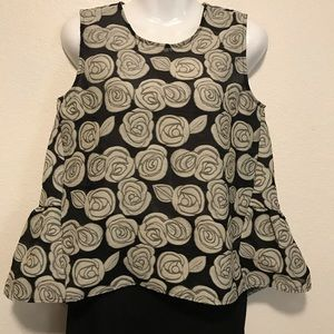 Who What Wear Rose Tank Size S
